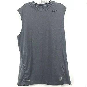 Nike Pro Mens Base Layer Top Activewear Shirt XL